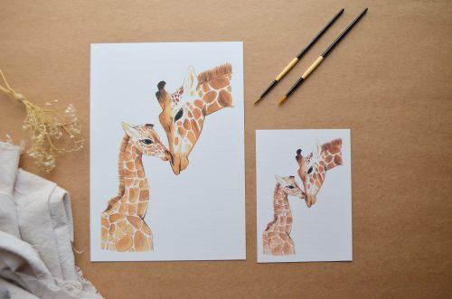 laminas ilustradas animales